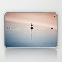 Fishing Near The Lightho… Laptop & iPad Skin