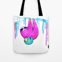 Sloths Tote Bag