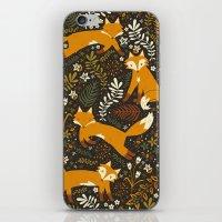 Fox Tales iPhone & iPod Skin