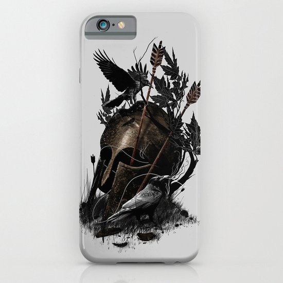 Legends Fall iPhone & iPod Case