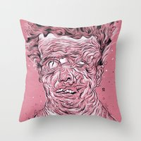 Vessel Of Man Throw Pillow