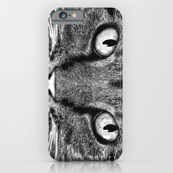 THE CAT iPhone & iPod Case