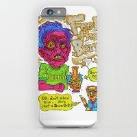 Bern Out iPhone 6 Slim Case
