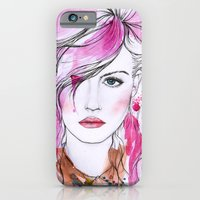 Charlotte Free iPhone 6 Slim Case
