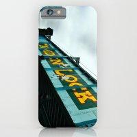 London Camden Town Rail … iPhone 6 Slim Case
