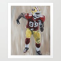 San Francisco 49er Aldon Smith