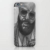 iPhone & iPod Case featuring BOSS by TATTZ4CARZ.COM