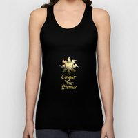 Conquer Your Enemies Unisex Tank Top