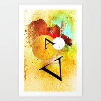 VEA 22 Art Print