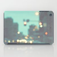 City Lights iPad Case