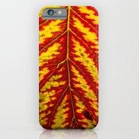 Tiger Leaf iPhone 6 Slim Case