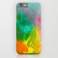 iPhone & iPod Case featuring Orchid XV by NikkiMaths