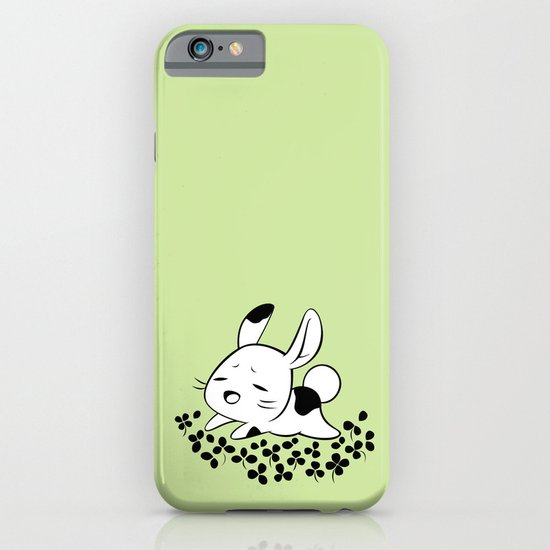 Clover Field iPhone & iPod Case