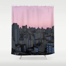 Skyline IV Shower Curtain