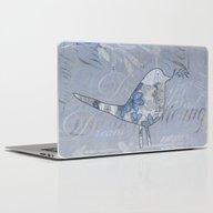 Wonderbird Laptop & iPad Skin