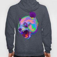 Prismatic Panda  Hoody