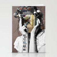 Crazy Woman - Lara Lisa … Stationery Cards