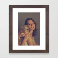cogitationes 2° Framed Art Print
