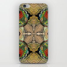 Gorgona iPhone & iPod Skin