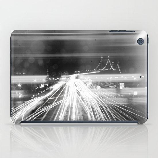 The Night Vibes Electric iPad Case