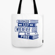 Booked Up! Tote Bag