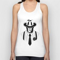 the gangster way Unisex Tank Top