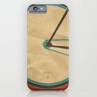 iPhone & iPod Case featuring Singlespeed by Dirk Petzold