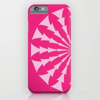 iPhone & iPod Case featuring cilla by modernfred
