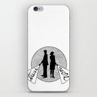 Trust No One iPhone & iPod Skin