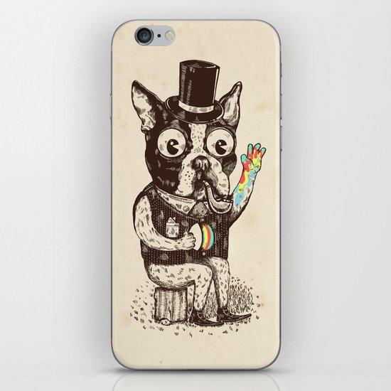 Strange Dog iPhone & iPod Skin
