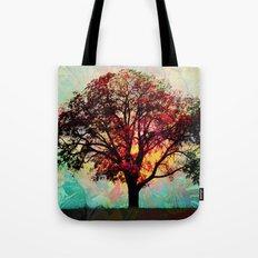 Fall Tree 2 Tote Bag
