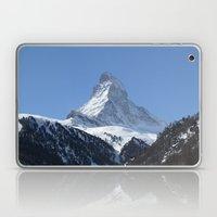 Matterhorn Laptop & iPad Skin