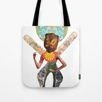 THE ANGEL GABRIEL Tote Bag