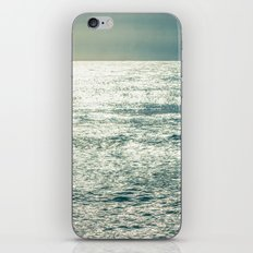 Shimmering Sea iPhone & iPod Skin