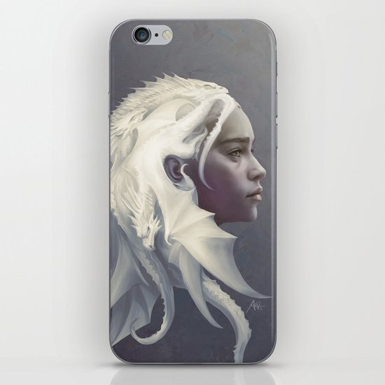Mother of Dragons iPhone & iPod Skin