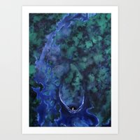 To Cythera Art Print