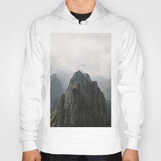 Flying Mountain Explorer - Landscape Photography Hoody