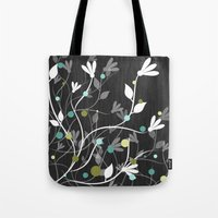 Nightfall Breeze Tote Bag