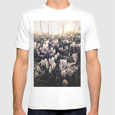the promise SMALL White Mens Fitted Tee