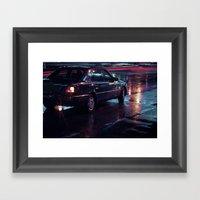 Carx Framed Art Print