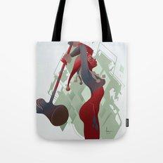 PONDERING Tote Bag