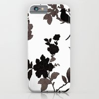 iPhone & iPod Case featuring A Little Bird by kangarooster