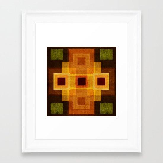 Textures/Abstract 95 Framed Art Print