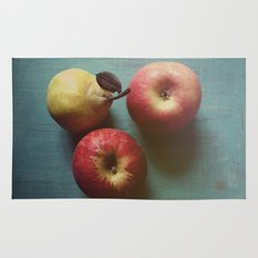 Autumn Apples Rug