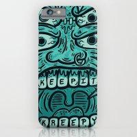 KEEP IT KREEPY iPhone 6 Slim Case