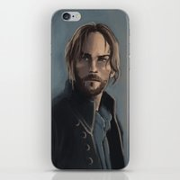 Ichabod Crane iPhone & iPod Skin