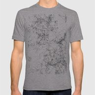 T-shirt featuring Artificial Constellation… by Neon Wildlife