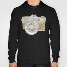 Travel Canon Hoody