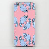 Playful Kittens, 2014. iPhone & iPod Skin