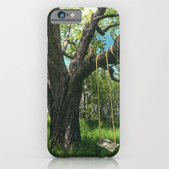Swing the Summer Away iPhone & iPod Case